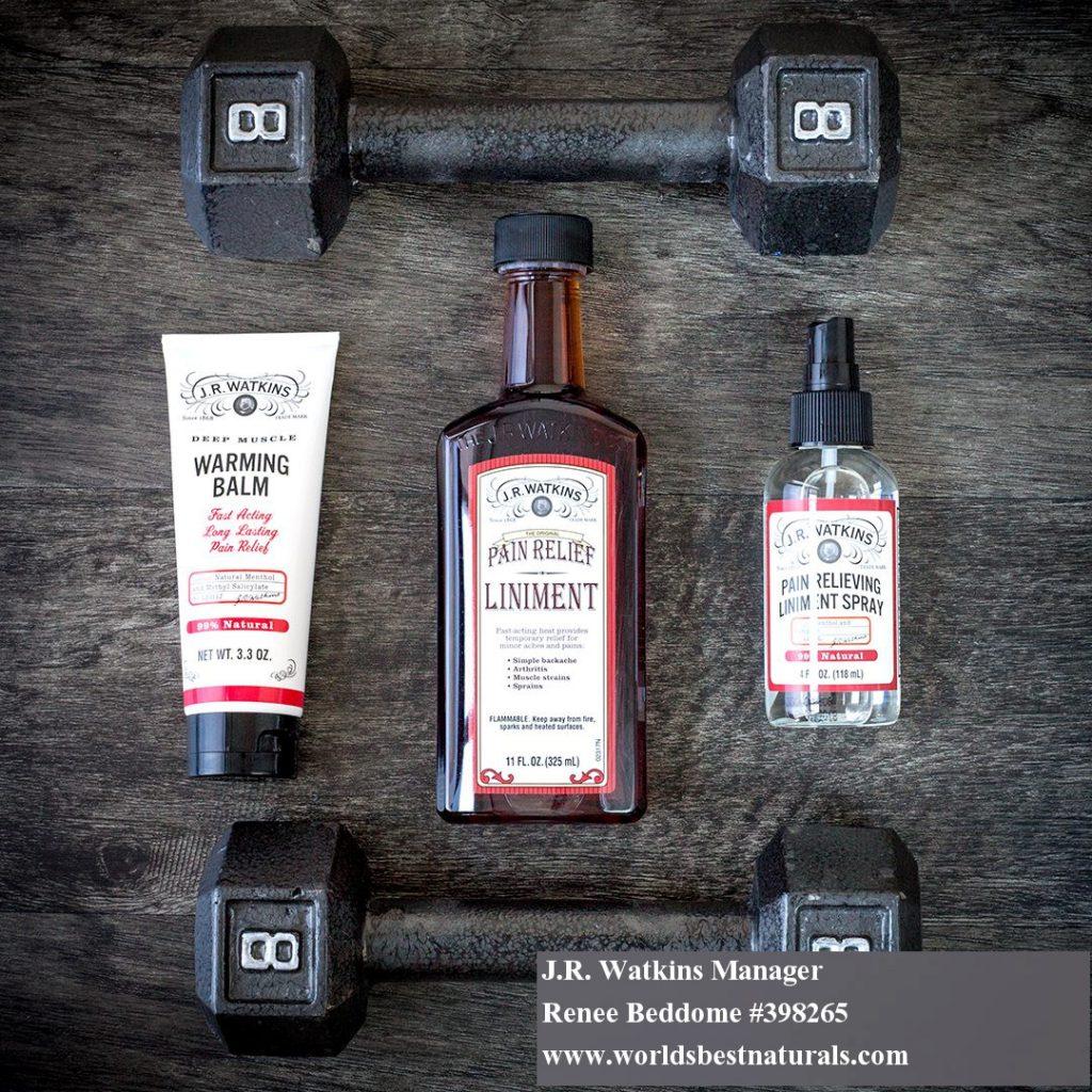 JR Watkins Pain Relief