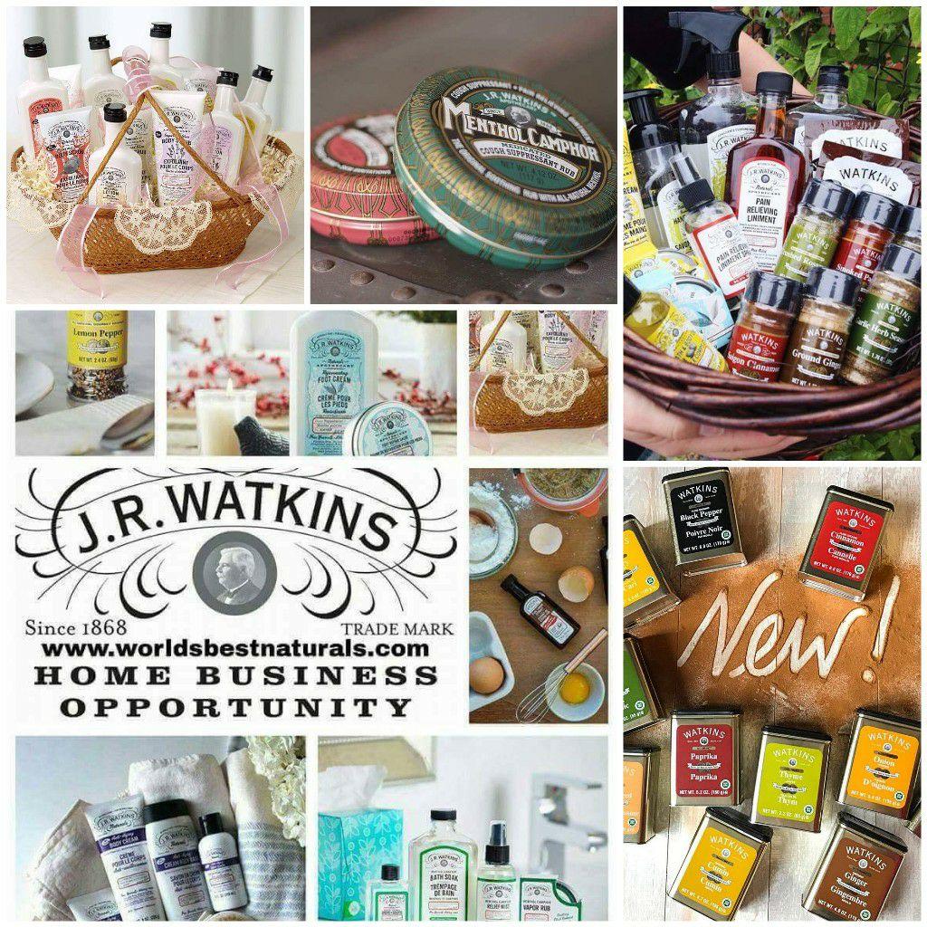 JR Watkins Home Based Business Opportunity